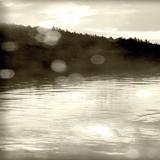 Twilight Dock I Photographic Print