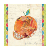 Fruit Collage IV Poster by Courtney Prahl