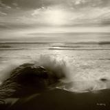 Tides and Waves Square I Photographie par Alan Majchrowicz