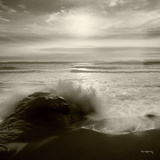Tides and Waves Square I Photographic Print by Alan Majchrowicz