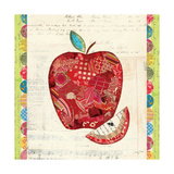 Fruit Collage I Prints by Courtney Prahl