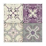 Lavender Glow Tiles Special Prints by Jess Aiken