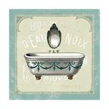 Parisian Bath I Affiches