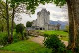 Ross Castle near Killarney, Co. Kerry Ireland Photographic Print by Patryk Kosmider
