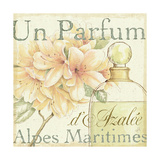 Fleurs and Parfum III Poster by Daphne Brissonnet