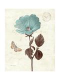 Touch of Blue III Giclee-trykk av Katie Pertiet