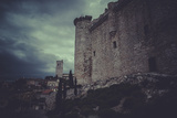 Stronghold, Medieval Castle, Spain Architecture Prints by  outsiderzone