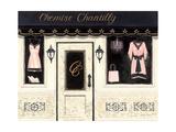 Chemise Chantilly Affiches par Emily Adams