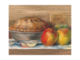 Apple Pie Giclee Print by Carol Rowan