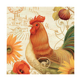 Mattina Toscana II Posters af Daphne Brissonnet