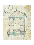 Bird Cage IV Giclee Print by Avery Tillmon
