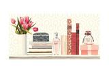 Parfum Chic I Poster par Marco Fabiano
