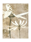 Pencil Floral II Poster von Avery Tillmon