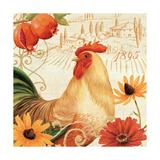 Mattina Toscana I Giclee Print by Daphne Brissonnet