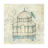 Bird Cage II Print by Avery Tillmon