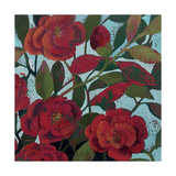 Abundant Roses II Prints by Kathrine Lovell