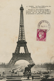 Paris 1900 Poster by Hugo Wild