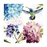 Spring Nectar Square III Poster par Lisa Audit