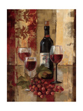 Graffiti and Wine II Giclee Print