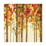 Autumn Forest Study II Giclee Print by Lisa Audit