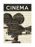 Cinema I Giclee Print
