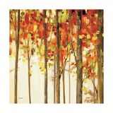 Autumn Forest Study III Giclee Print by Lisa Audit