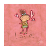 Love Prints by Anne Tavoletti