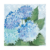 Decorative Hydrangea II Giclee Print by Kathrine Lovell