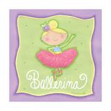 Ballerina Giclee Print by Anne Tavoletti