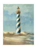 Lighthouse I Prints by Danhui Nai