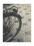La Bicyclette III Crop Giclee Print by Marc Olivier