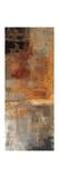 Silver and Amber Panel II Premium Giclee Print