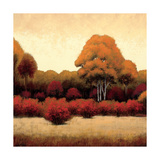 Autumn Forest I Art by James Wiens