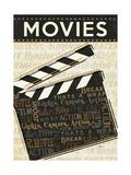 Cinema II Giclee Print