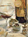 Award Winning Wine I Plakat autor Marilyn Hageman