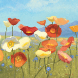 Springtime Meadow II Posters