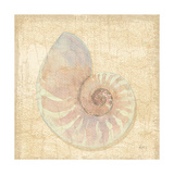 Tropical Island Shell I Poster