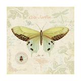 Cote Jardin II Prints by Daphne Brissonnet