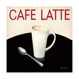 Cafe Moderne I Prints by Marco Fabiano