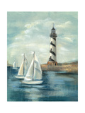 Northeastern Breeze II Premium Giclee Print