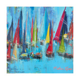 Setting Sails Art by Melissa Lyons