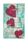Love Joy Peace Prints by Cassandra Cushman