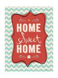 Hogar dulce hogar Lámina giclée por Stephanie Marrott