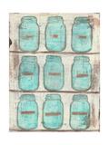 Jars Print by Cassandra Cushman