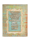 Serenity Prayer Prints by Cassandra Cushman
