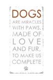 Dogs Giclee Print by Anna Quach