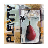 Plenty Good Giclee Print by Linda Woods
