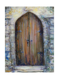 The Door Giclee Print by JC Pino