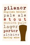 Beer II Giclee Print by Anna Quach