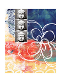 Zen Photobooth Giclee Print by Linda Woods